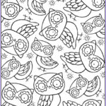Owl Coloring Book Luxury Images 462 Best Images About Coloring Pages On Pinterest