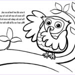 Owl Coloring Book New Stock Free Printable Owl Coloring Pages For Kids