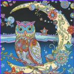 Owl Coloring Books For Adults Awesome Collection 10 Best Coloring Books For Adults For A Stress Free 2018