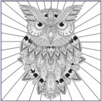 Owl Coloring Books For Adults Beautiful Photography Owl Coloring Pages Coloringsuite