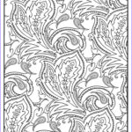 Paisley Coloring Book Beautiful Photos 154 Best Images About Paisley Patterns Coloring Book On