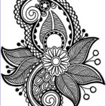 Paisley Coloring Book Best Of Stock Paisley Coloring Page 33 Coloring Pages
