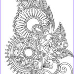 Paisley Coloring Book Cool Images 63 Adult Coloring Pages To Nourish Your Mental Visual