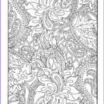 Paisley Coloring Book Luxury Photos 143 Best Images About Kleurplaten On Pinterest