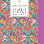 Paisley Coloring Book New Gallery Vera Bradley Coloring Books Add Beautiful Patterns To The