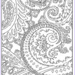 Paisley Coloring Book New Photos Paisley Designs Coloring Pages Paisley Colori