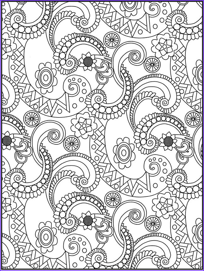 Paisley Coloring Books Best Of Photos Wel E to Dover Publications Creative Haven Crazy Paisley
