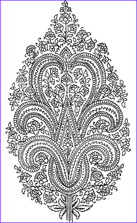 Paisley Coloring Books Luxury Stock Dover Publications Dovers and Paisley On Pinterest