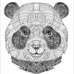 Panda Coloring Sheet New Stock Panda Coloring Pages Best Coloring Pages For Kids