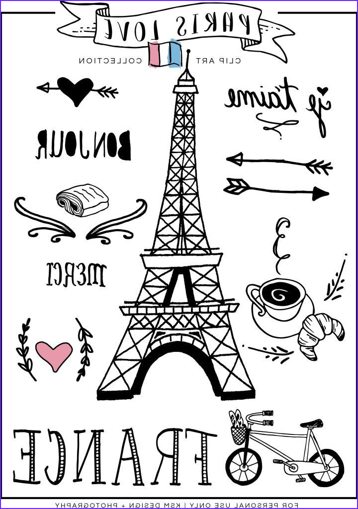 Paris Coloring Book New Collection 33 Best Eiffel tower Images On Pinterest