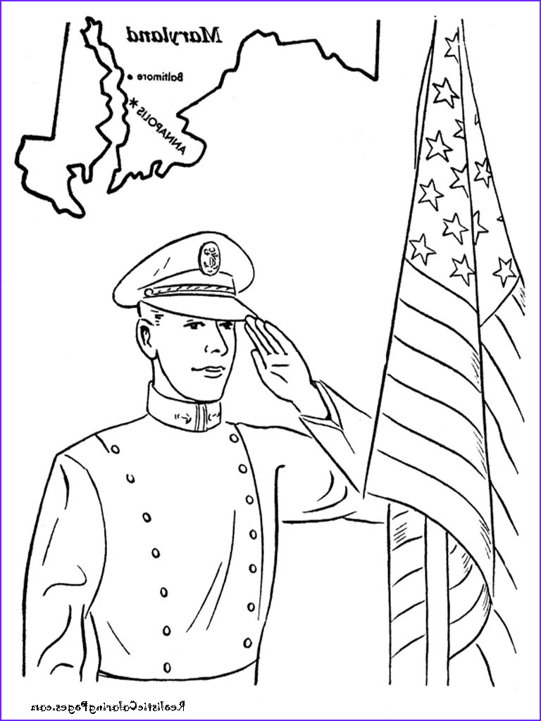 memorial day coloring pages