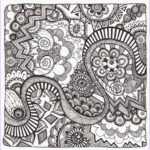 Pattern Coloring Books For Adults Awesome Photos Free Printable Zentangle Coloring Pages For Adults