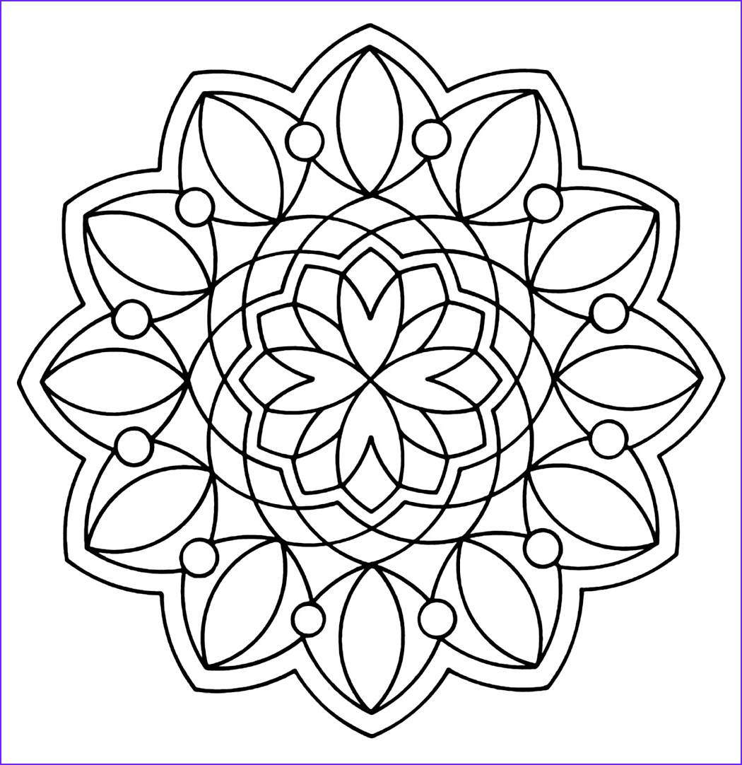 Pattern Coloring Books for Adults Cool Photos Free Printable Geometric Coloring Pages for Kids