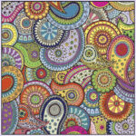 Pattern Coloring Books For Adults Elegant Photography Patterns Shapes Adult Coloring Book With Relaxation Cd