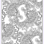 Pattern Coloring Books for Adults Luxury Images Dover Paisley Designs Coloring Book