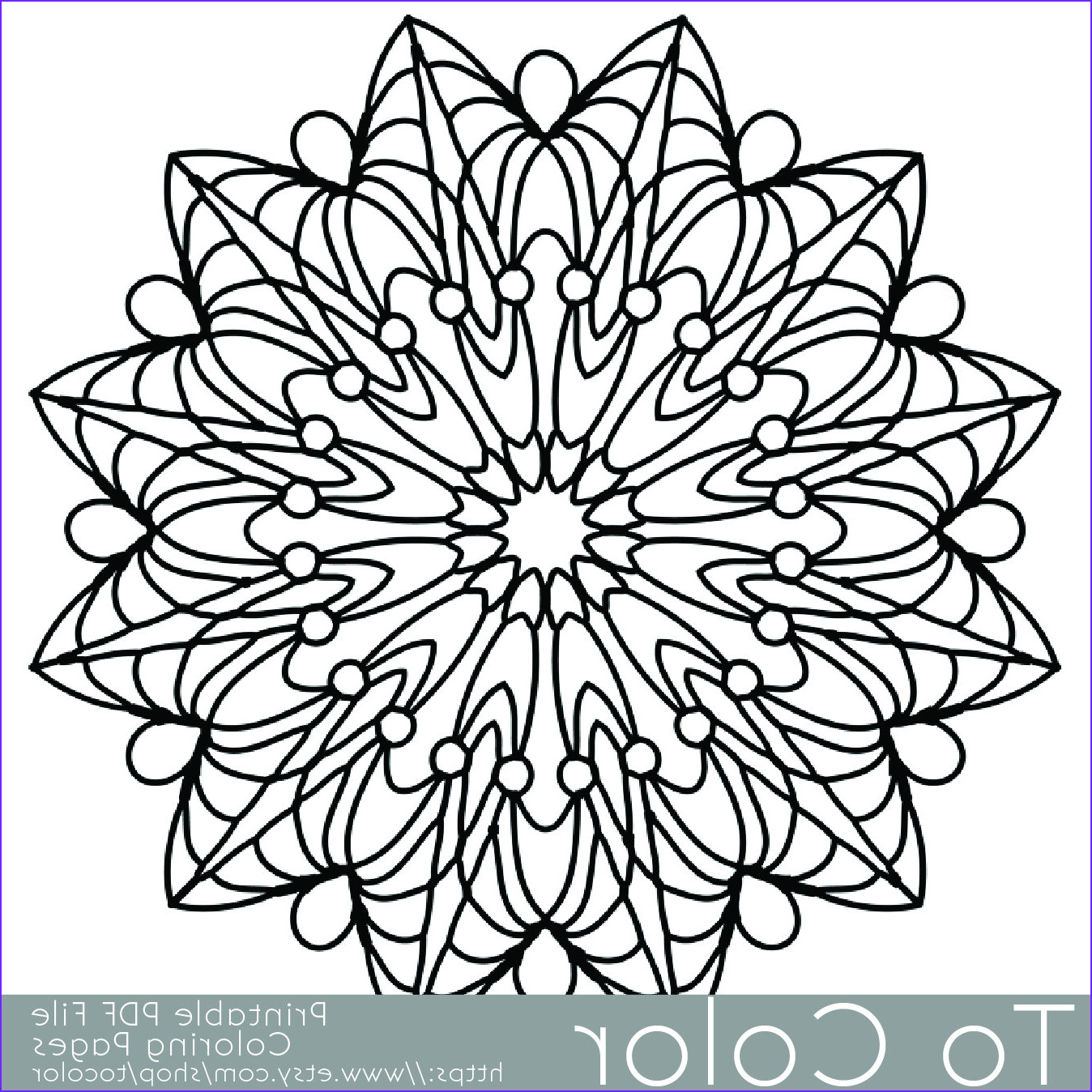 Pattern Coloring Books for Adults Unique Images Simple Printable Coloring Pages for Adults Gel Pens Mandala