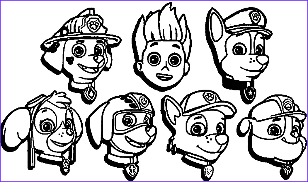 Paw Patrol Coloring Books Best Of Image Paw Patrol Coloring Pages Coloring Page