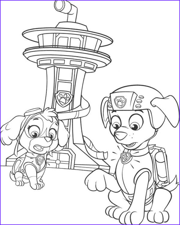 Paw Patrol Coloring Books Inspirational Gallery Paw Patrol Coloring Pages