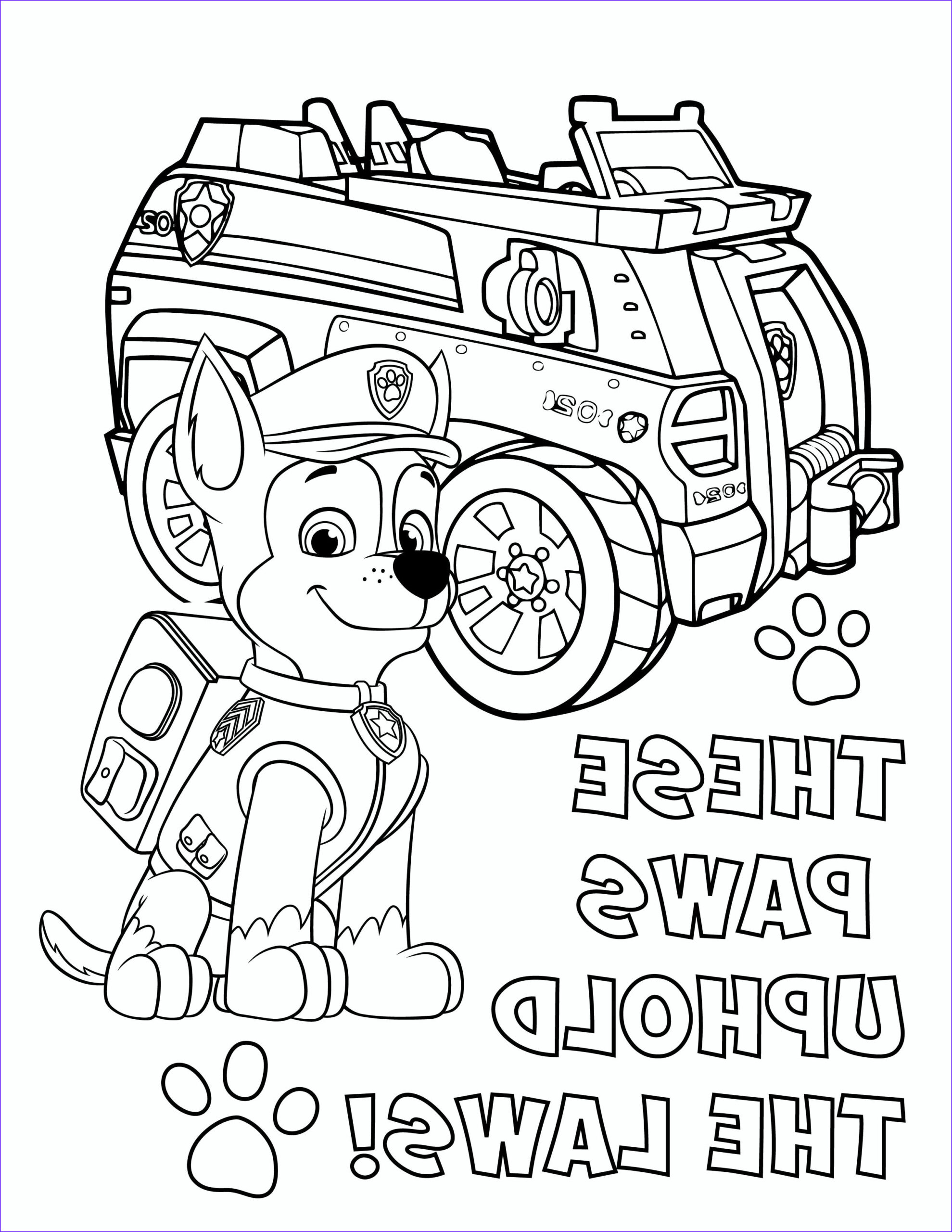 Paw Patrol Coloring Books Luxury Photos Free Paw Patrol Coloring Pages
