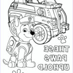 Paw Patrol Coloring Pages Beautiful Stock Free Paw Patrol Coloring Pages