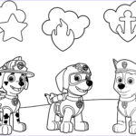 Paw Patrol Coloring Pages Inspirational Collection Free Paw Patrol Coloring Pages Happiness Is Homemade