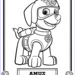 Paw Patrol Coloring Pages Inspirational Collection Paw Patrol For Children Paw Patrol Kids Coloring Pages