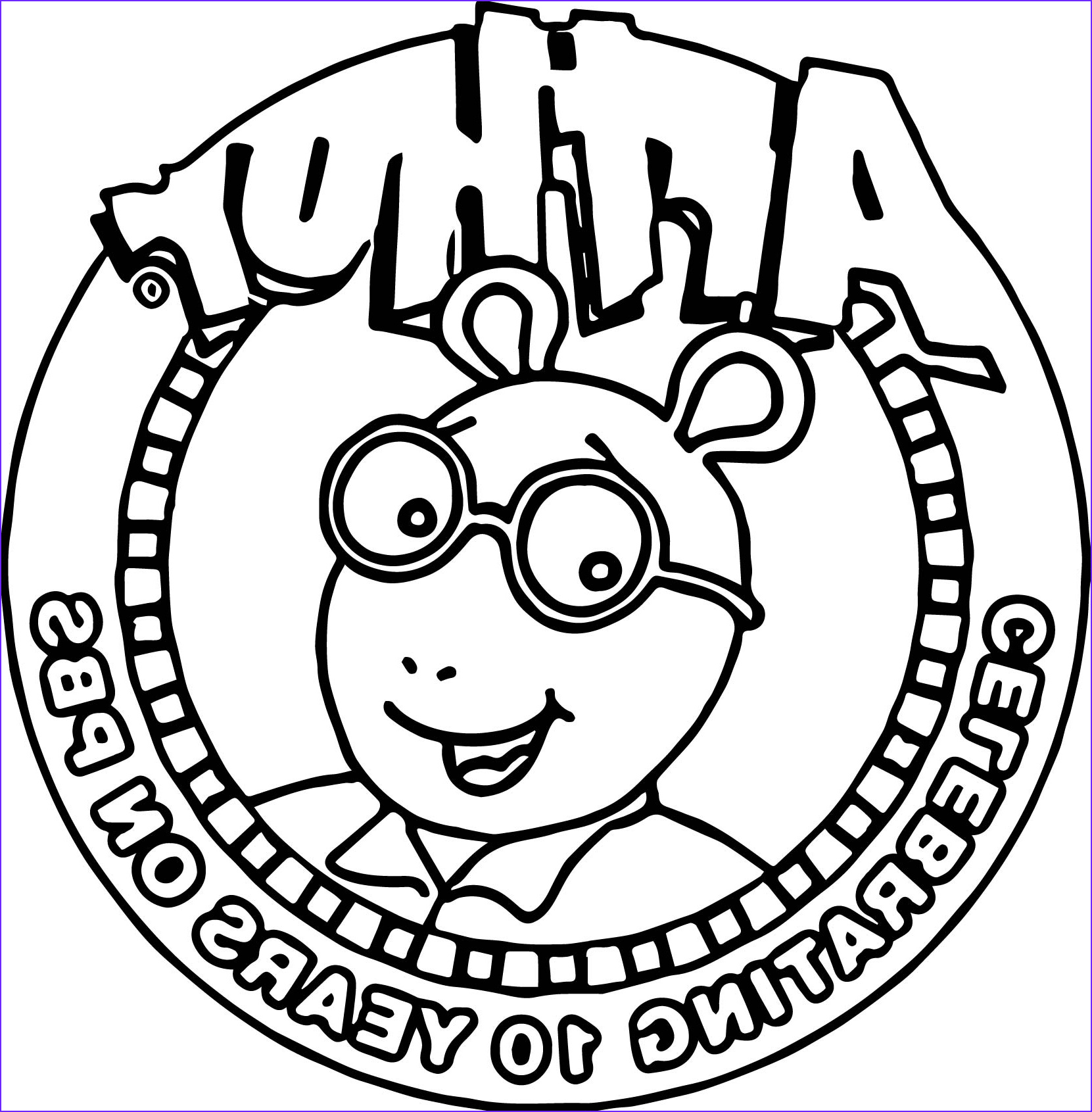 Pbs Coloring Pages Awesome Collection Arthur Ten Years Pbs Coloring Page