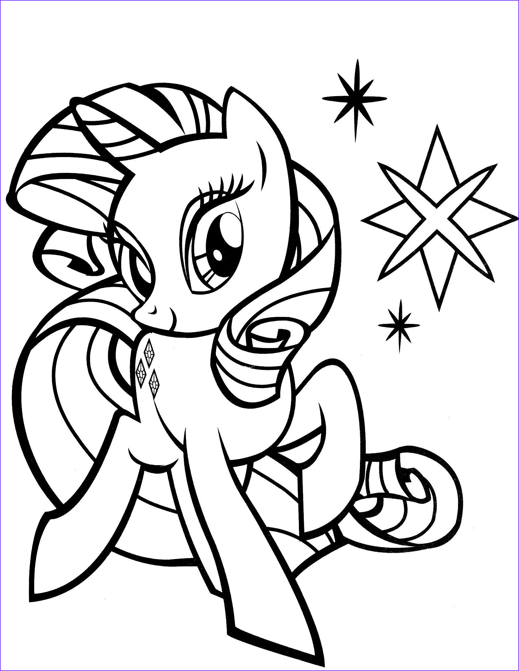 Pdf Coloring Pages Beautiful Photos My Little Pony Coloring Pages Pdf – Through the Thousands