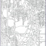 Peacock Coloring Beautiful Stock Peacock Coloring Page 23 31
