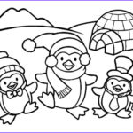 Penguin Coloring Sheet Beautiful Photos Penguins Coloring Pages To And Print For Free