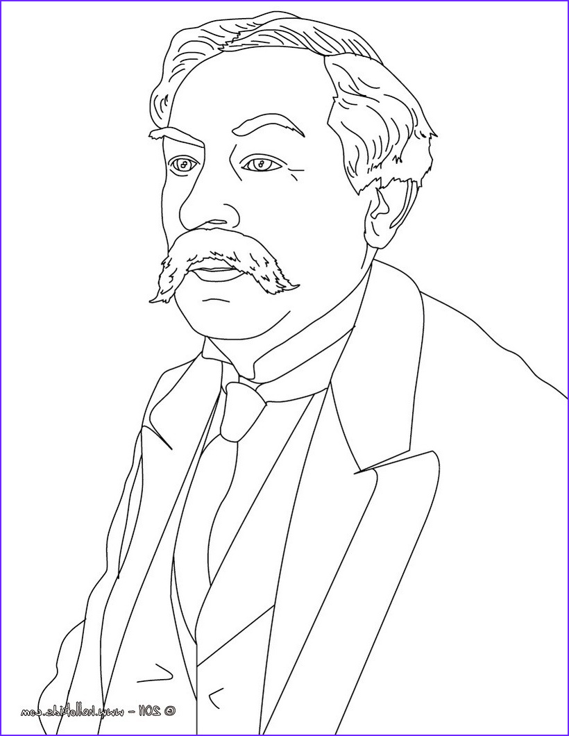 People Coloring New Photography Aristide Briand Coloring Pages Hellokids