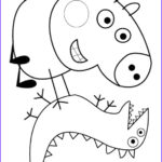 Peppa Pig Coloring Awesome Stock 17 Best Images About Ausmalen On Pinterest