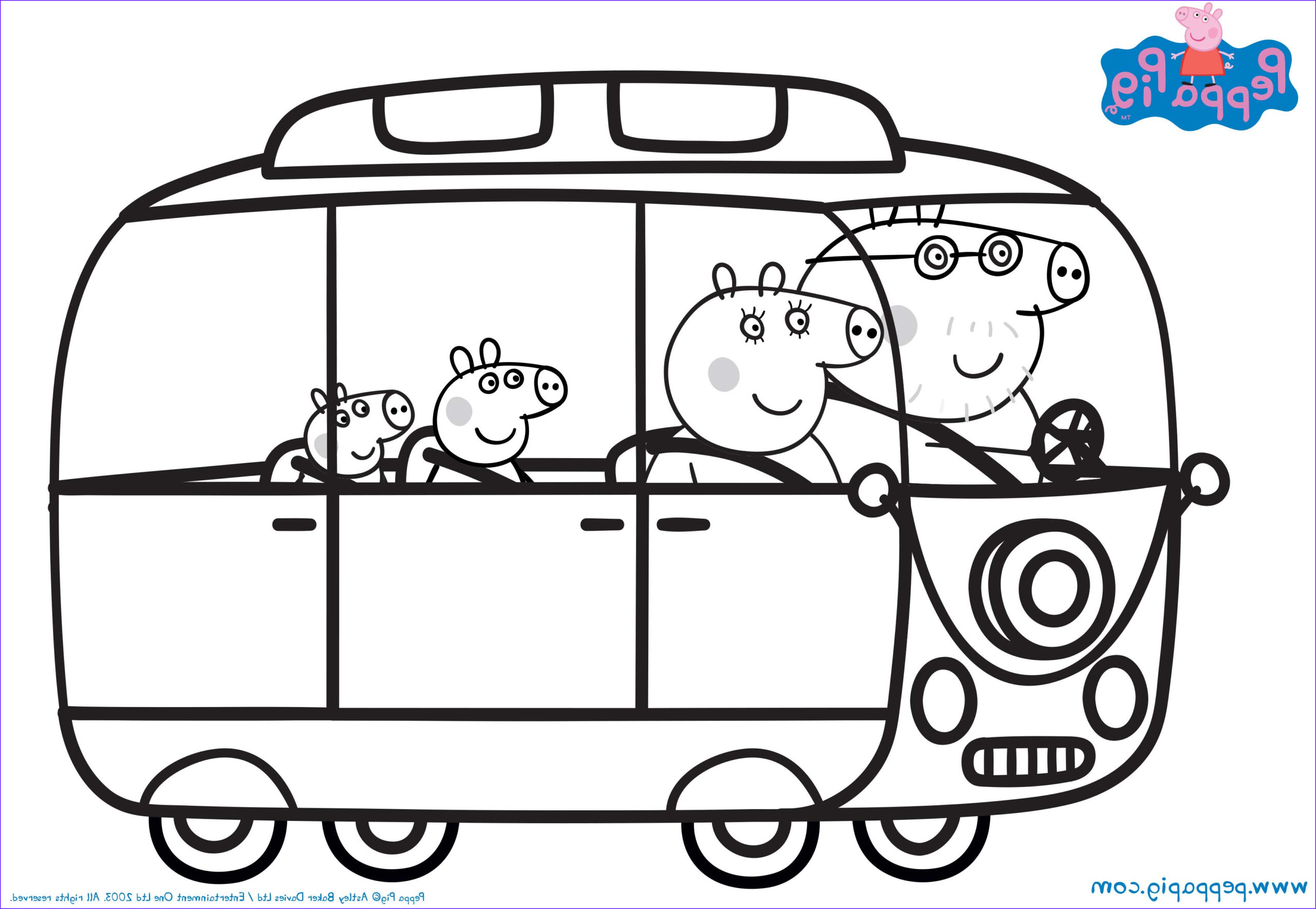 Peppa Pig Coloring Beautiful Stock Download Fun Activities and Color Ins to Print Out and