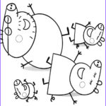 Peppa Pig Coloring Book Awesome Gallery Peppa Pig Para Colorear Best Coloring Pages For Kids