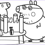 Peppa Pig Coloring Book Inspirational Collection Peppa Pig Castle Drawing & Painting Daddy Pig Mummy Pig