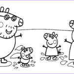 Peppa Pig Coloring Book Inspirational Gallery Peppa Pig Muddy Puddles Jumping Coloring Book Video