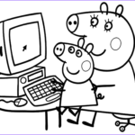 Peppa Pig Coloring Book Inspirational Photography Peppa With Mummy Coloring Page