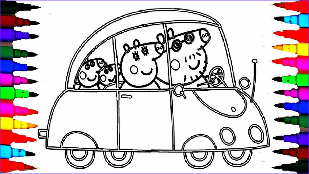 Peppa Pig Coloring Book New Stock Peppa Pig Coloring Book Pages Kids Fun Art Activities