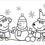 Peppa Pig Coloring Book Unique Collection Peppa Pig Coloring Pages Within Coloring Pages