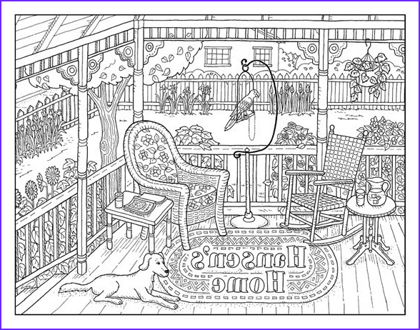 Personalized Adult Coloring Books Elegant Images Front Porch Personalized Custom Coloring Posters