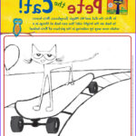 Pete The Cat Coloring New Collection Pete The Cat And His Magic Sunglasses Coloring Activity