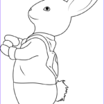 Peter Rabbit Coloring Pages Beautiful Images Peter Rabbit Coloring Page Free Peter Rabbit Coloring