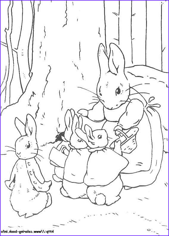Peter Rabbit Coloring Pages Beautiful Photography Peter Rabbit Coloring Picture