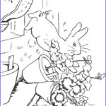 Peter Rabbit Coloring Pages Best Of Image Peter Rabbit Coloring Pages Educational Fun Kids