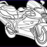 Picture to Coloring Page New Gallery Free Printable Motorcycle Coloring Pages for Kids