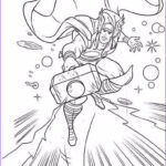 Pictures To Coloring Pages Elegant Photos Thor Coloring Pages