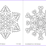 Pictures To Coloring Pages New Photos Snowflake Coloring Pages