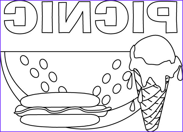 Pinterest Coloring Pages Beautiful Photography Picnic Coloring Pages Pinterest