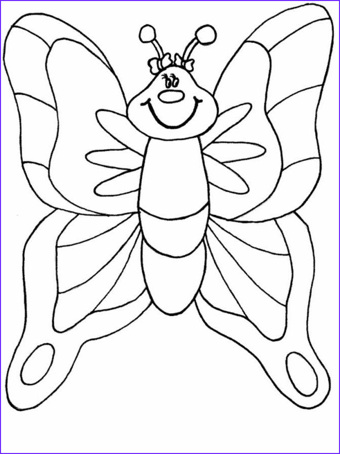 Pinterest Coloring Pages Best Of Stock Coloring Sheets for Preschool butterfly Coloring Pages