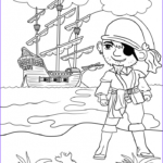 Pirate Coloring Pages New Photos Pirate Colouring Pages For Kids In The Playroom